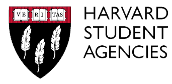 Harvard Student Agencies - Web Developer Intern