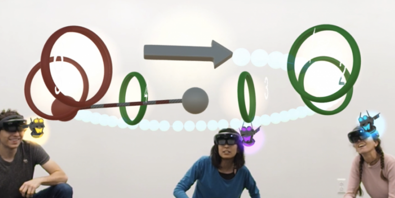 Mathland - Play with Math in Mixed Reality