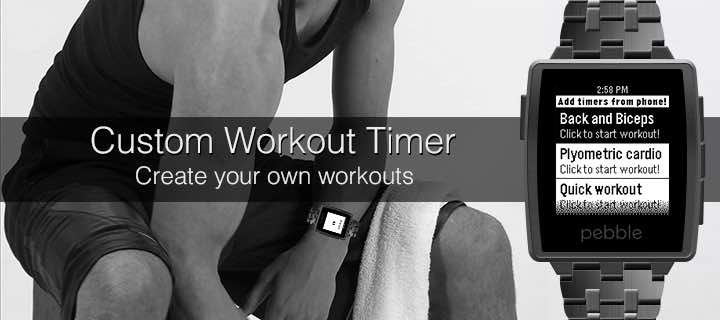 Custom Workout Timer